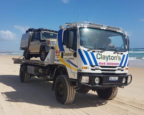 Beach-Truck